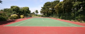 Tennis holidays in Devon