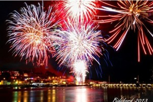 New Year in Bideford