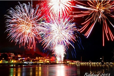 Top New Year's Eve in Bideford